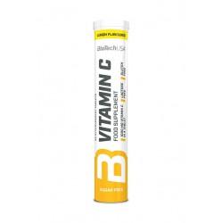 BioTechUSA Vitamin C pezsgőtabletta 20 tab.