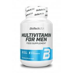 BioTechUSA Multivitamin For Men 60 tab.