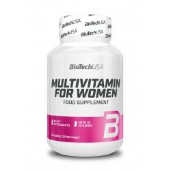 BioTechUSA Multivitamin For Women 60 tab.