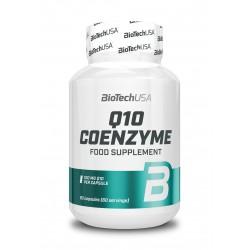 BioTechUSA Q10 Coenzyme 100mg 60 caps.