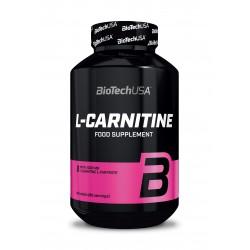 BioTechUSA L-Carnitine 1000mg 60 tab.