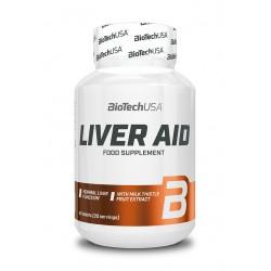 BioTechUSA Liver Aid 60 tab.