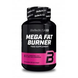 BioTechUSA Mega Fat Burner 90 tab.