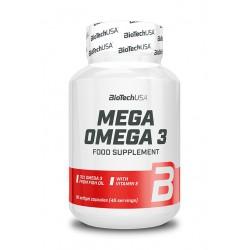 BioTechUSA Mega Omega 3 90 caps.