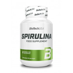 BioTechUSA  Spirulina 100 tab.