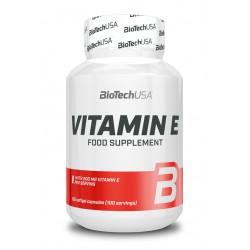 BioTechUSA Vitamin E 100 caps.