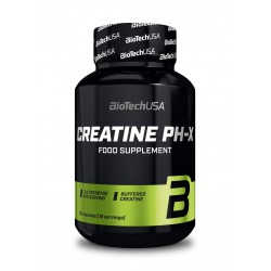 BioTechUSA Creatine PH-X 90 caps.