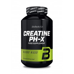 BioTechUSA Creatine PH-X 210 caps.