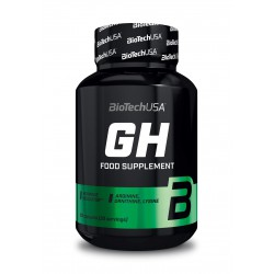 BioTechUSA GH Hormone Regulator 120 caps.