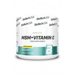 BioTechUSA MSM + Vitamin C 150g