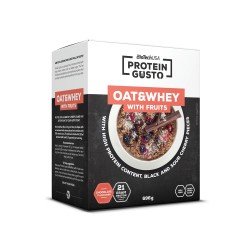 BioTechUSA Protein Gusto Oat & Whey With Fruits 696g