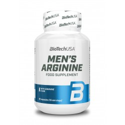 BioTechUSA  Men's Arginine 90 caps.