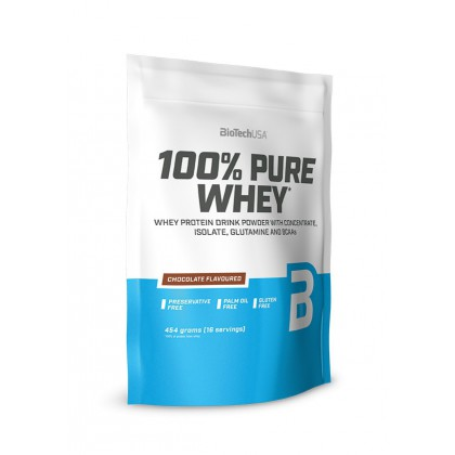 BioTechUSA 100% Pure Whey 454 g ízesített