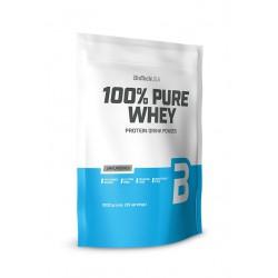 BioTechUSA 100% Pure Whey 1000g Unflavoured (Ízesítettlen)