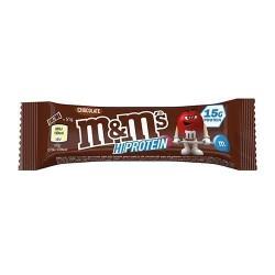 M&M's Protein Bar 51g Chocolate (csokis)