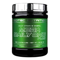 Scitec Nutrition Mega Daily One Plus (120 kap.)