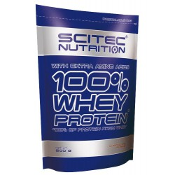 Scitec Nutrition 100% Whey Protein (0,5 kg)