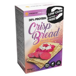 FORPRO 30% PROTEIN CRISP BREAD - CHIA SEEDS, AMARANTH & QUINOA 150g