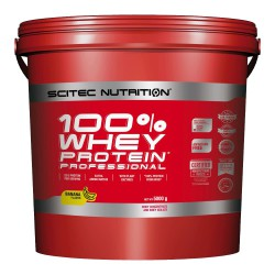 Scitec Nutrition 100% Whey Protein Professional (5 kg)