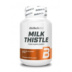 BioTechUSA Milk Thistle 60 caps.
