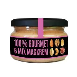 100% Gourmet 6 MIX Magkrém - 200g