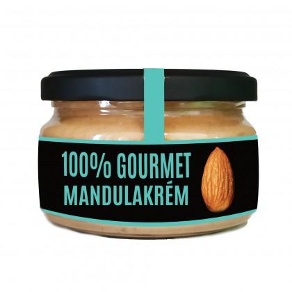 100% Gourmet Mandulakrém - 200g