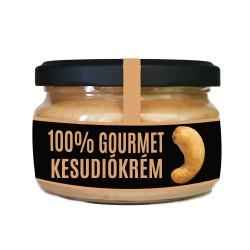 100% Gourmet Kesudiókrém - 200g