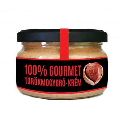 100% Gourmet Törökmogyoró-krém - 200g