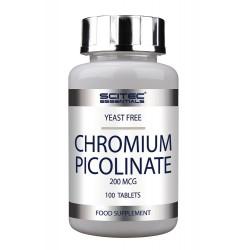 Scitec Nutrition Chromium Picolinate (100 tab.)