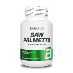 BioTechUSA Saw Palmetto 60 mega caps