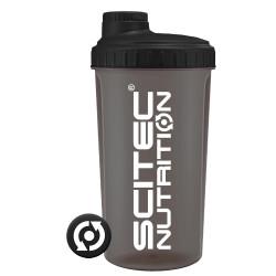 Scitec Nutrition Shaker Opaque Smoke (Átlátszó fekete) 700ml