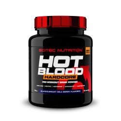 Scitec Nutrition Hot Blood Hardcore (700 gr.)