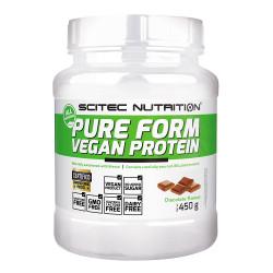 Scitec Nutrition Pure Form Vegan Protein (0,45 kg)