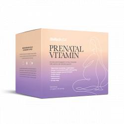 BioTechUSA Prenatal vitamin, babaváró étrend – kiegészítő csomag 30 pack
