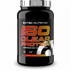 Scitec Nutrition Iso Clear Protein (1,025 kg)
