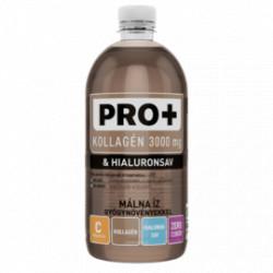 Power Pro+ Collagén & hialuronsav Málna gyógynövényekkel 750ml