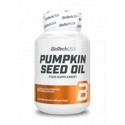 BioTechUSA Pumpkin Seed Oil 60 db lágyzselatin kapszula